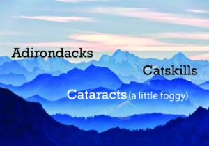 Cataract Mountains