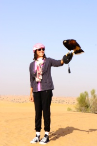 #36: Falconry - check